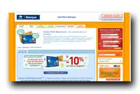 screenshot de www.banque-carrefour.fr