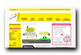 screenshot de www.bayard-jeunesse.com
