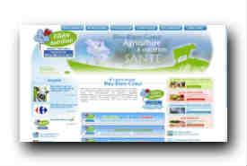 screenshot de www.bleu-blanc-coeur.com