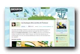 screenshot de blog.groupon.fr