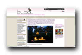 screenshot de www.bloolands.com