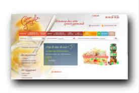 screenshot de www.boutique-lucien-georgelin.com