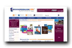 screenshot de www.brochuresenligne.com