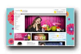 screenshot de www.cache-cache.fr