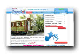 screenshot de campings-franceloc.fr