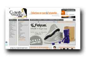 screenshot de www.ca-reste-entre-nous.com