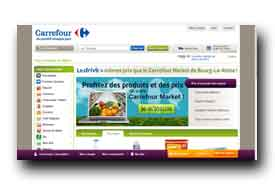 screenshot de www.carrefourdrive.fr