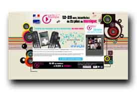 screenshot de www.carte-musique.gouv.fr