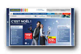 screenshot de www.castorama.fr