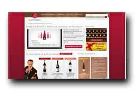screenshot de www.cavissima.com