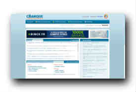 screenshot de www.cbanque.com