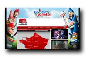 screenshot de www.cgrcinemas.fr