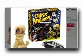 screenshot de www.megableu.com/chass-fantomes.php