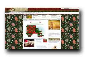 screenshot de www.chezmaya.com