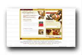 screenshot de www.chocadom.com