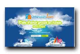 screenshot de www.chtarsoum.com