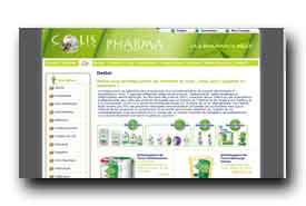 screenshot de www.colispharma.be/dettol.htm
