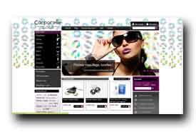 screenshot de www.corporelle.fr