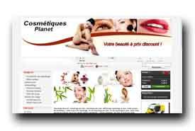 screenshot de www.cosmetiques-pas-cher.fr