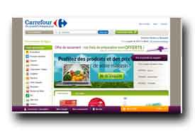 screenshot de www.courses.carrefour.fr/drive