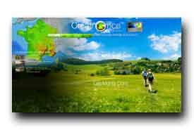 screenshot de www.creafrance.org