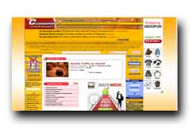 screenshot de www.cuisinorama.com