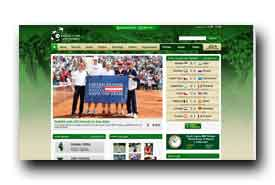 screenshot de www.daviscup.com