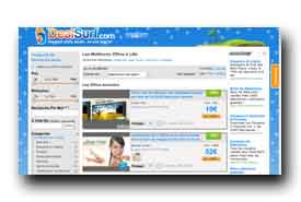 screenshot de www.dealsurf.com
