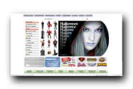 screenshot de www.deguisetoi.fr