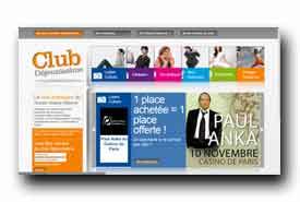 screenshot de www.dejeunissime.com