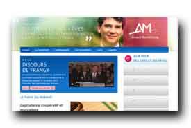 screenshot de www.desideesetdesreves.fr