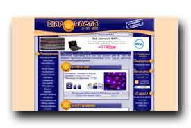 screenshot de www.diaporamas-a-la-con.com