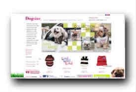 screenshot de www.dogsize.fr