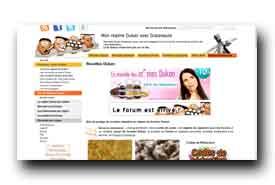 screenshot de www.dukanaute.com