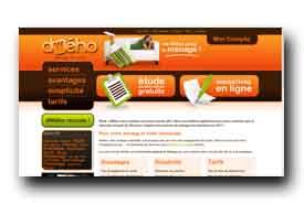 screenshot de www.dweho.com
