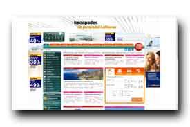 screenshot de www.easyvoyage.com