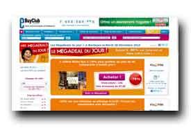 screenshot de www.ebuyclub.com/Megadeals.jsp