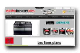 screenshot de www.electrobonplan.com