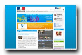 screenshot de www.emploi.gouv.fr