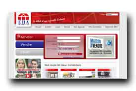 screenshot de www.erafrance.com