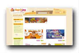 screenshot de www.espritjeu.com