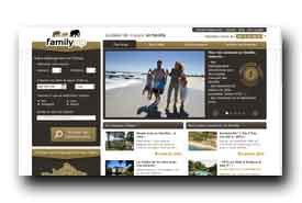 screenshot de www.familytrip.fr