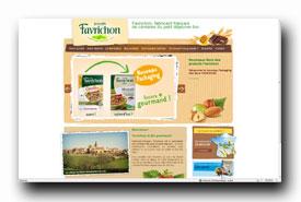 screenshot de www.favrichon.com