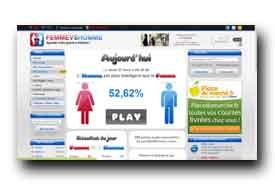 screenshot de www.femmevshomme.com