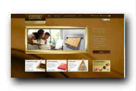 screenshot de www.ferreroboutique.com/fr/