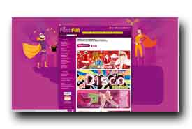 screenshot de www.festifun.fr