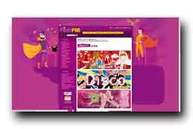 screenshot de www.festifun.fr