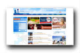 screenshot de www.FLVacances.com