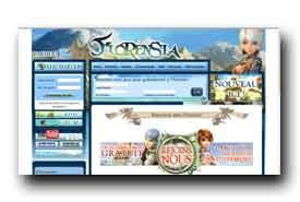 screenshot de fr.florensia-online.com
