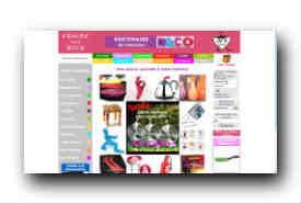 screenshot de www.fraisedesbois.com